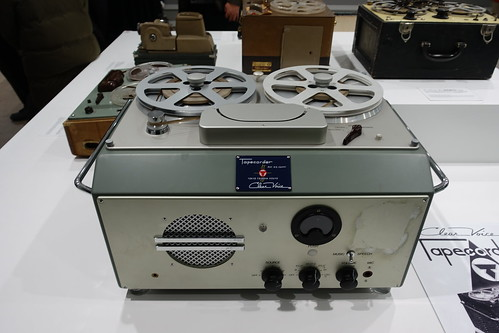 G-type tape recorder 1950