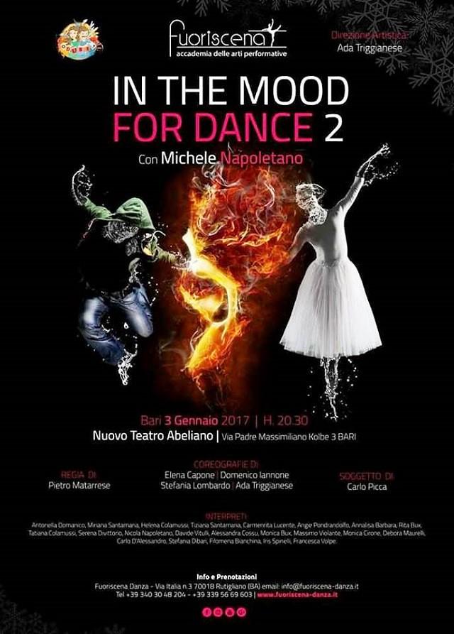 Bari. Spettacolo In the Mood for dance II intero