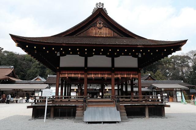 舞殿 (The Stage)