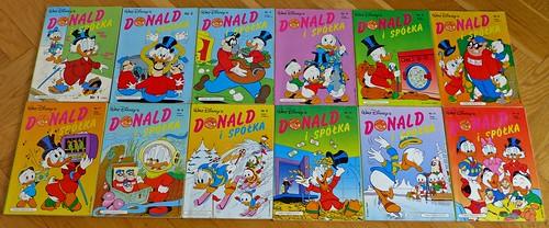 Donald i Spolka 01-12