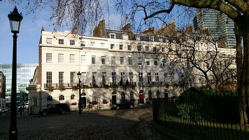 Fitzroy Square, London