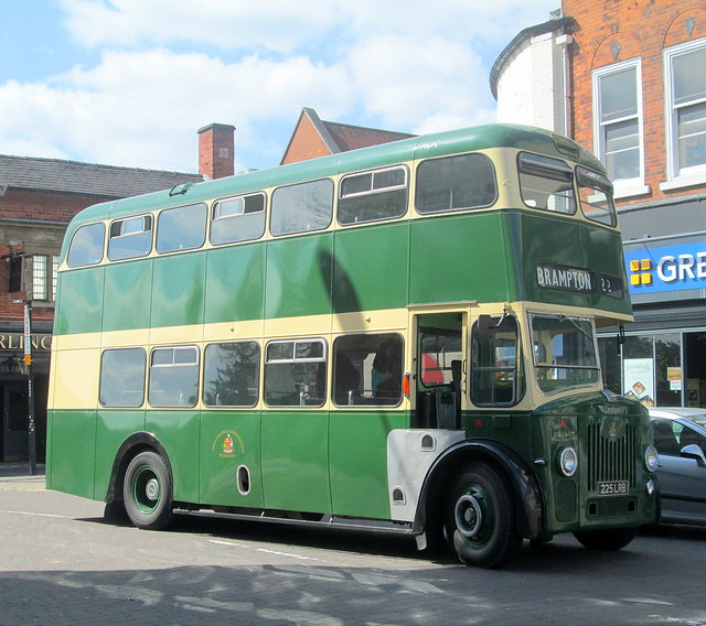 Old Bus, Chesterfield