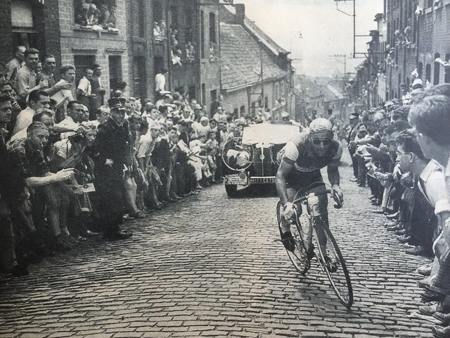 Gilbert Bauvin 1957 Tour de France