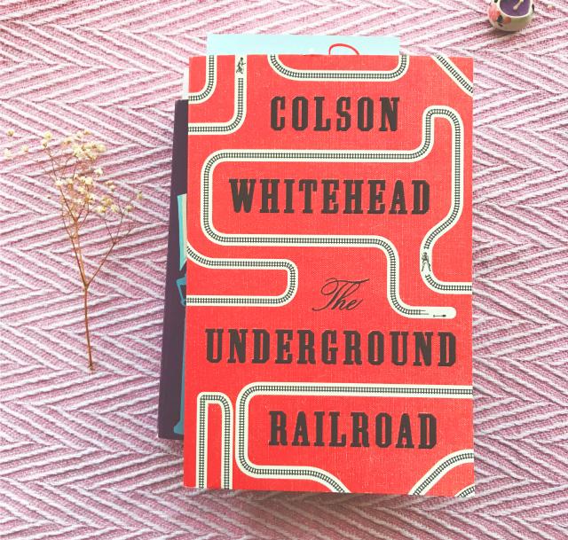 the underground railroad colson whitehead uk book bloggers vivatramp tbr to be read