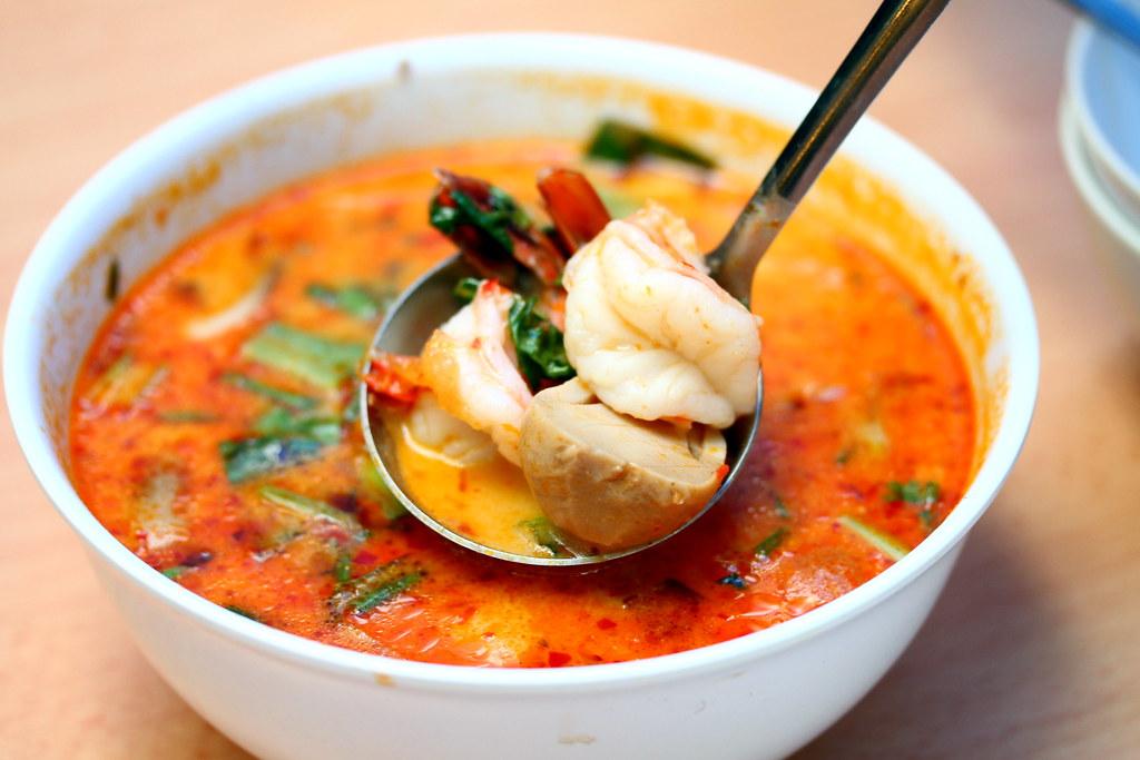 泰国浓汤汤汤