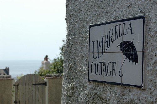 U is for Umbrella Cottage | by LJWDevon