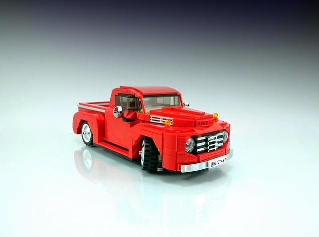 1948 Ford F1 - LEGO MOC