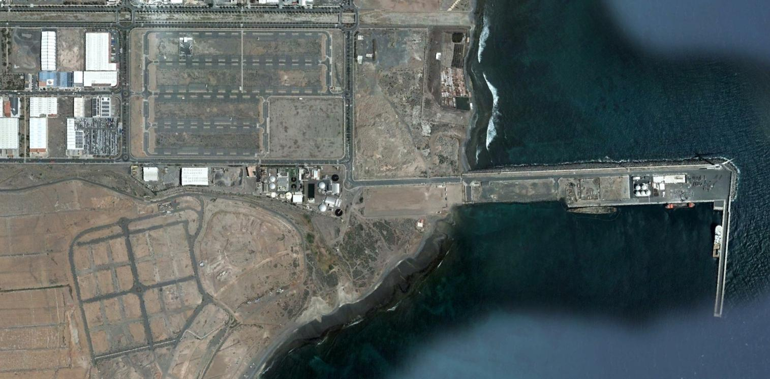 Polígono Industrial de Arinaga, Gran Canaria, Las Palmas, nombre de compositor, después, urbanismo, planeamiento, urbano, desastre, urbanístico, construcción, rotondas, carretera