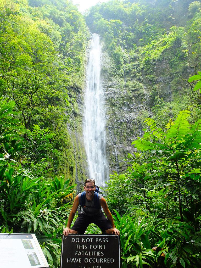 Pipiwi Trail et Waimoku Fall