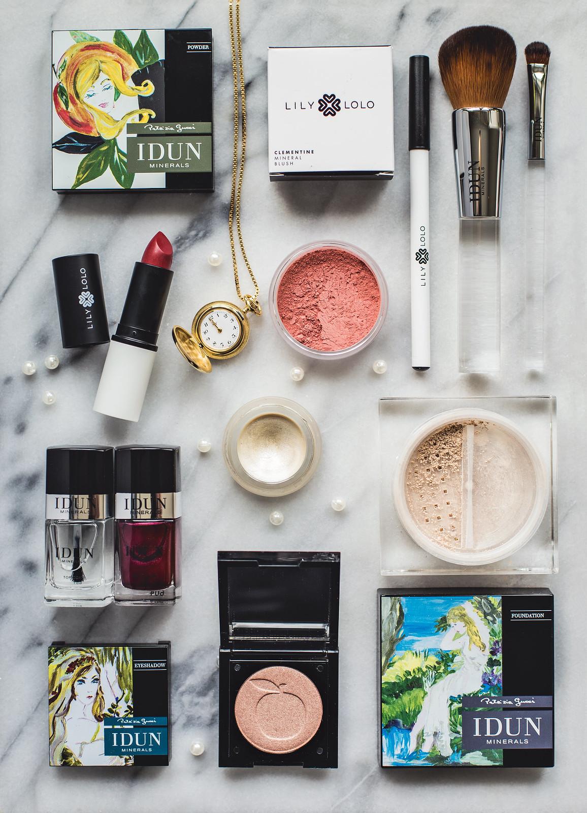 Naturligt smink - Evelinas Ekologiska