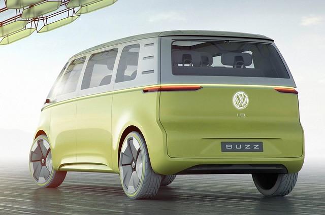 Volkswagen ID Buzz Concept 5