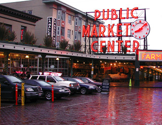 May 19, 2006: Rain in Seattle? No way! | by Matt McGee