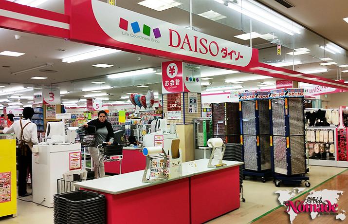 Ahorrar en un viaje a Japón: ¡compra en Daiso!