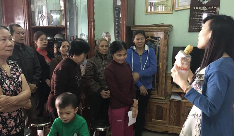 Giang sinh Yen Mong - Hoa Binh 2016 (2)