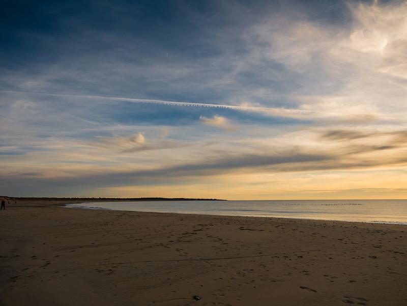 Les plages d'Oléron, à l'ultra grand angle 31132333930_95acebc5ef_c