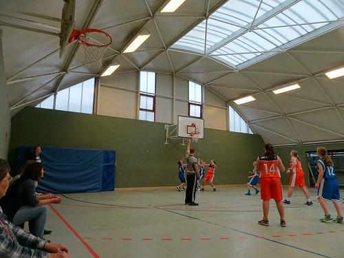 EBC Rostock U17w 79:29 SG Greifswald U17w