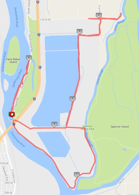 Yesterday's awesome walk, 6.8 miles in 2:09, 14,433 steps