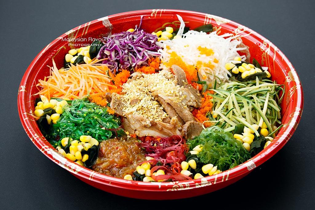 the bowls cny japanese fusion chashu yee sang