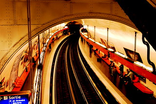 Paris Metro | by pedrosimoes7