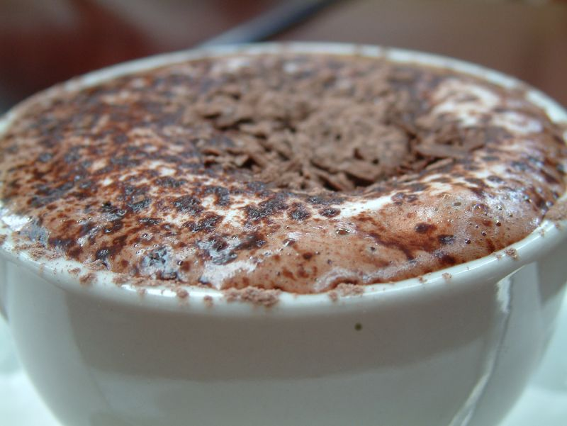 Hot Chocolate - Handorf Chocolates 1