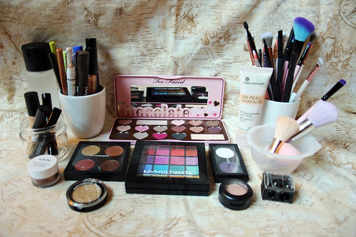 2016 make-up inventory