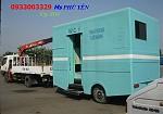 SGC bán & cho thuê nhà vệ sinh lưu động