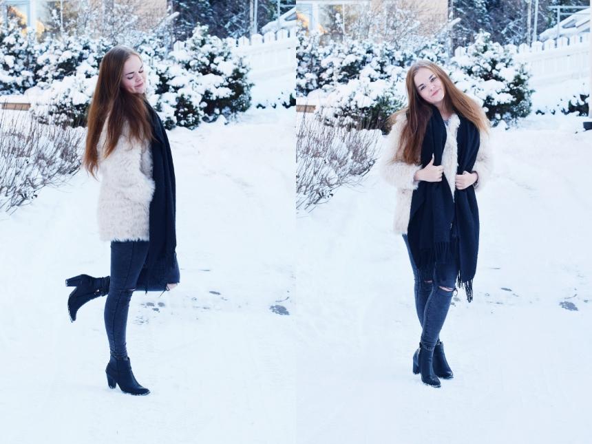 Asukuvia lumessa ft