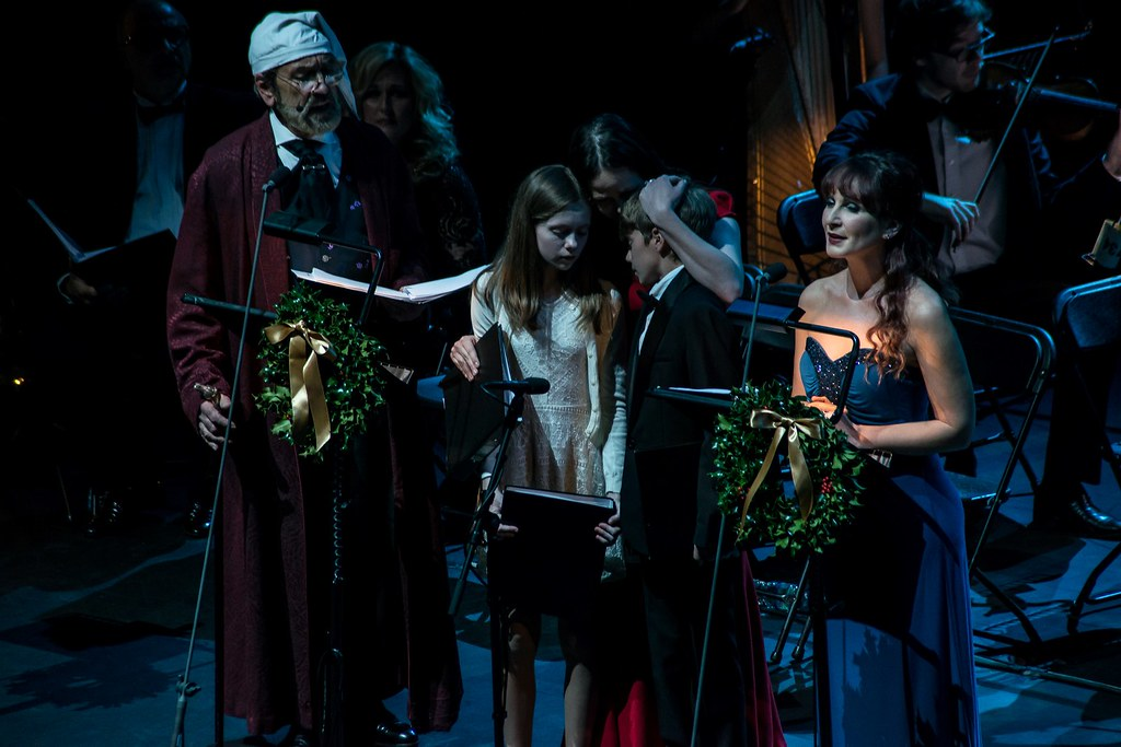 Christmas Carol - Production shot 1