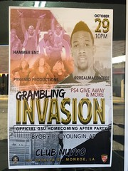 1312 Grambling Invasion