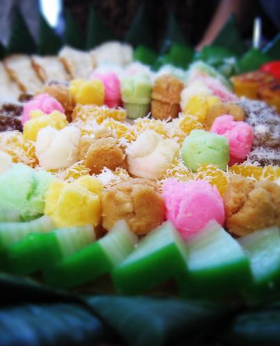 Jajan Pasar 1 | Assorted Indonesian Traditional Snacks ...