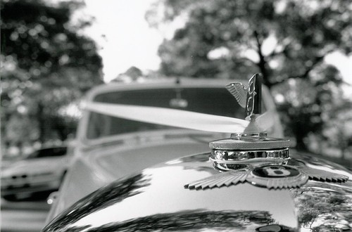 Bentley B&W | by o_sam_o