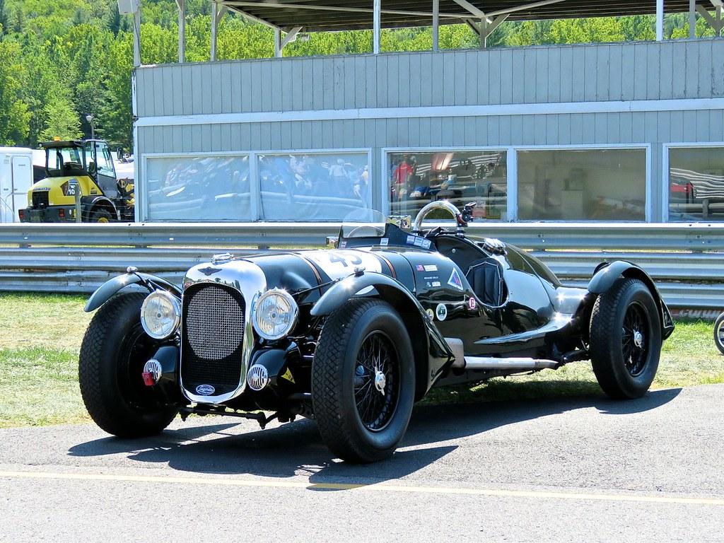 1939 Lagonda V12 Le Mans 9
