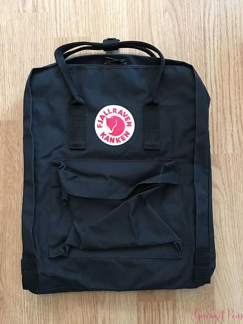 Review Fjällräven Kånken Backpack @BureauDirect @Fjallraven_Swe 2
