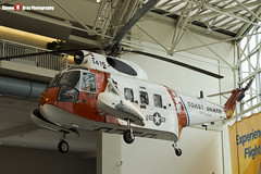 1415 - 62099 - US Coast Guard - Sikorsky HH-52A Seaguard S-62A - The Museum Of Flight - Seattle, Washington - 131021 - Steven Gray - IMG_3463