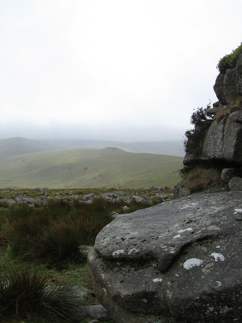 Steeperton and Oke from Higher Tor
