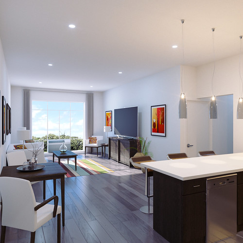 Cliveden Place Renderings