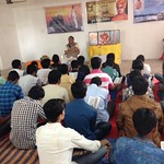 Three days youth motivational camp in Karnawati