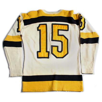 Boston Bruins 1940-48 B jersey