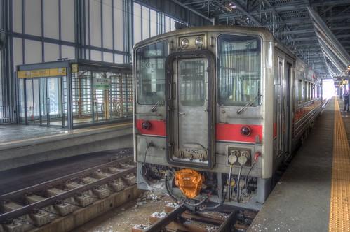 Asahikawa Station on JAN 07, 2017 vol03 (4)