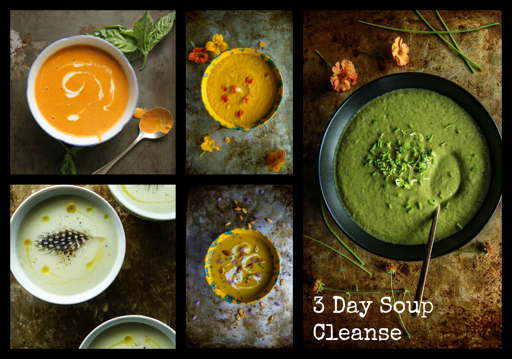 3 day soup cleanse