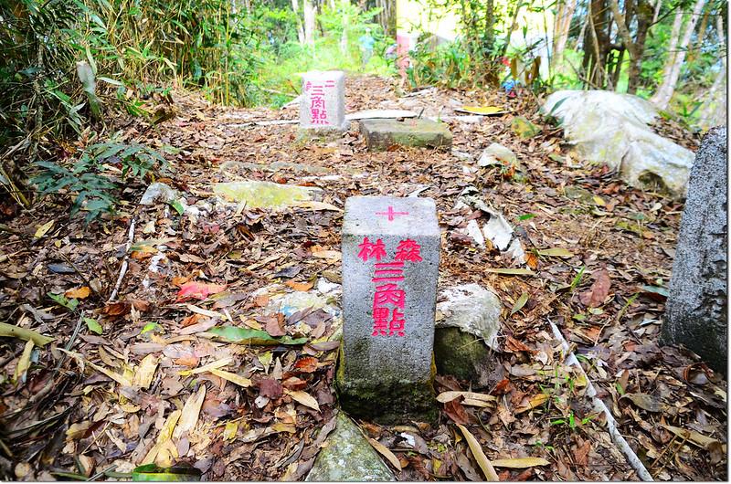 卓武山山字森林三角點(Elev. 1602 m) 1