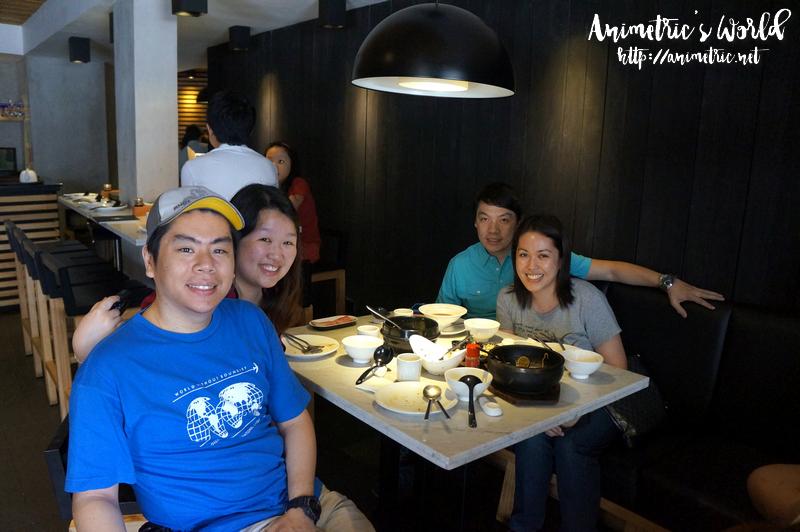 Mu Noodle Bar San Juan