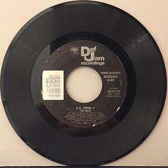 L.L. COOL J:I'M BAD(RECORD SIDE-A)