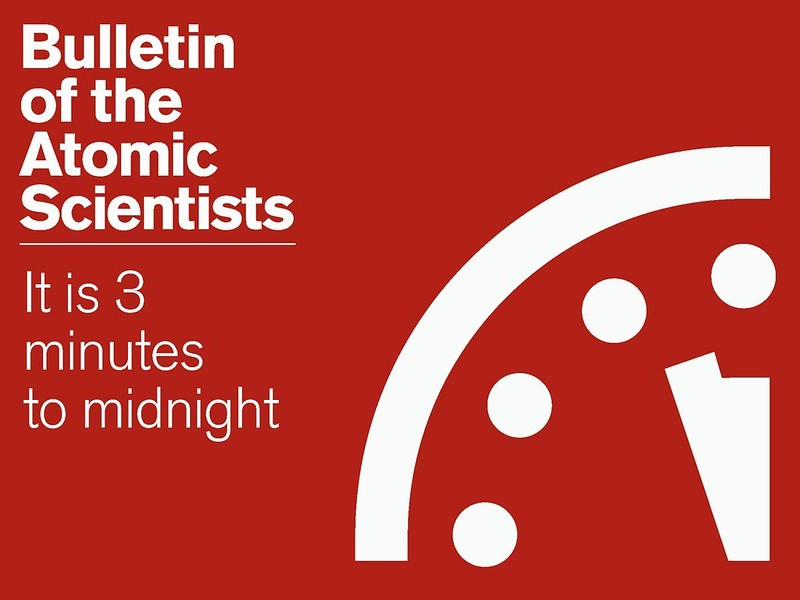 Bulletin of the Atomic Scientists - Logo