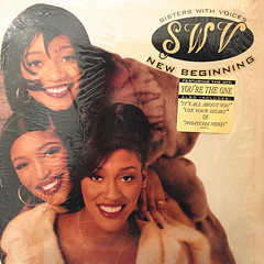 SWV:NEW BEGINNING(JACKET A)