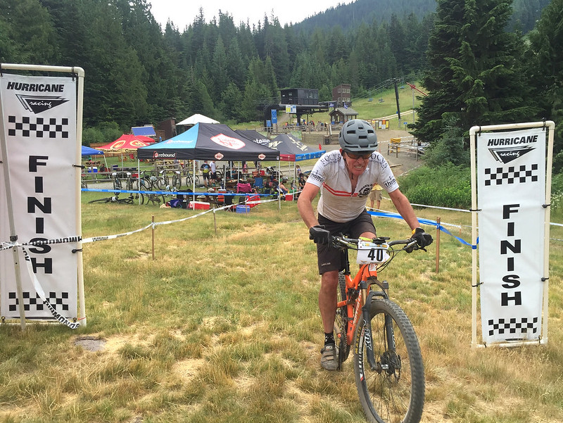 Six Hours of Mt Hood 2015 - Finish