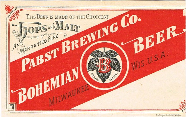 Bohemian-Beer-Labels-Pabst-Brewing-Co