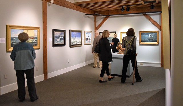 Exhibition: 17th National Exhibition of the American Society of Marine Artists
