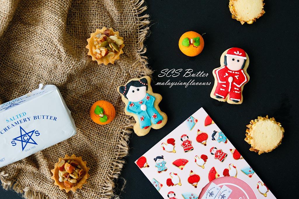 SCS Butter Reinvigorates CNY Cookies