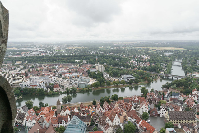 ... in Ulm und um Ulm herum ...